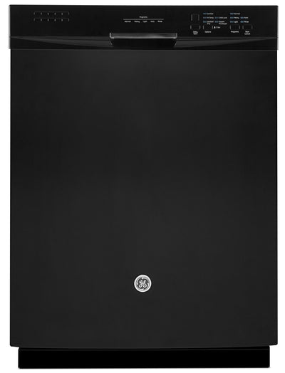 GE Tall-Tub Built-In Dishwasher – GBF630SGLBB - Dishwasher in Black