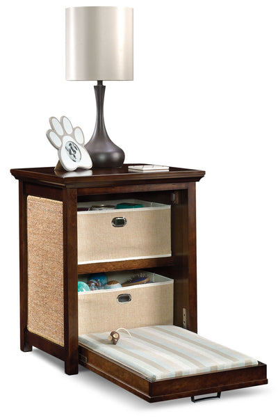 Cat Bed Accent Table|Table de bout avec lit pour chat|CATBDETB