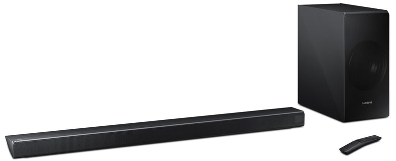 Samsung HW-N550 3.1-Channel Soundbar and Wireless Subwoofer – 340 W|Barre de son à 3.1 canaux et caisson d'extrêmes graves sans fil HW-N550 de Samsung - 340 W