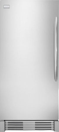 Frigidaire Gallery® 18.6 Cu. Ft. Upright Freezer – Stainless Steel|Congélateur vertical Frigidaire Gallery de 18,6 pi³ - acier inoxydable