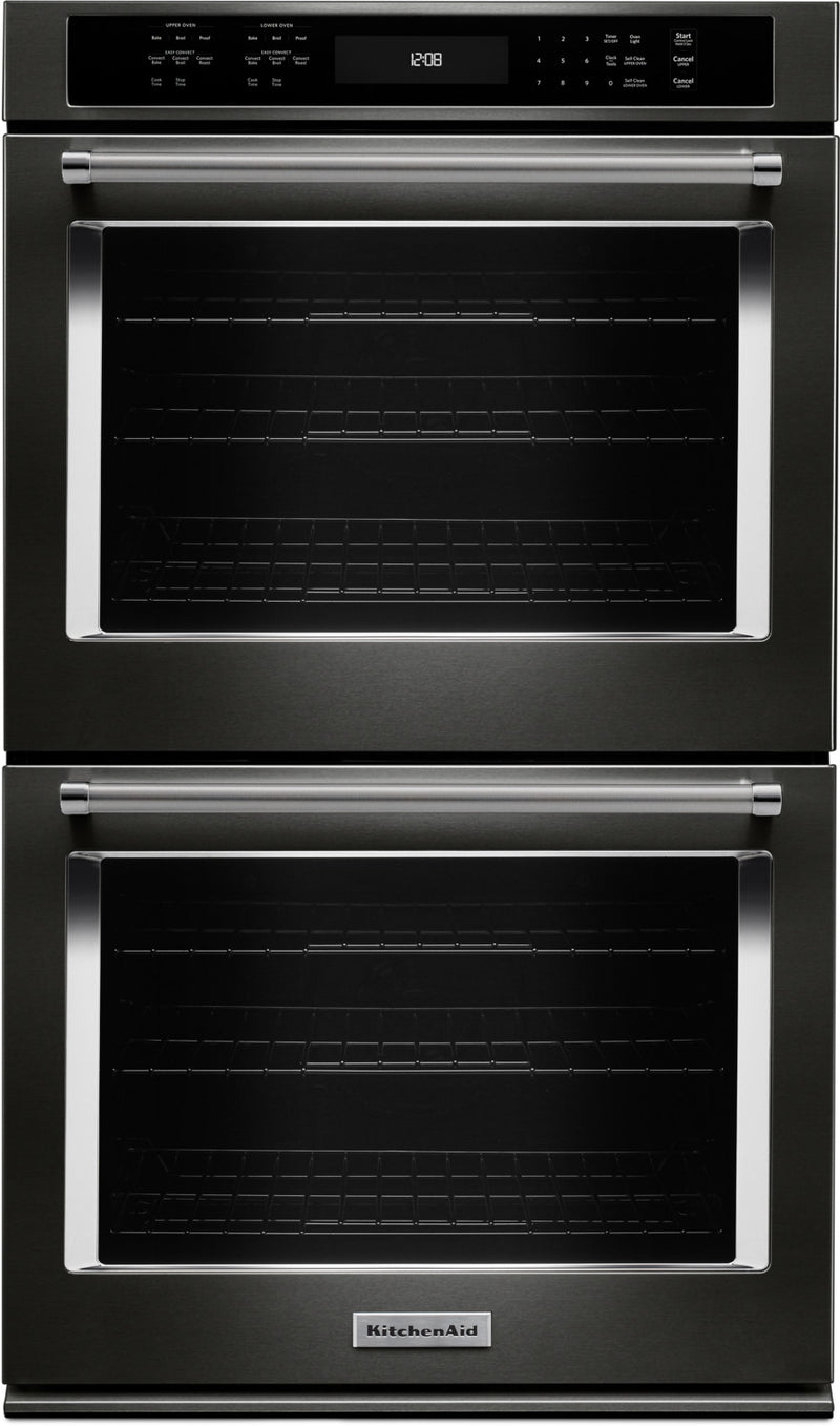 "KitchenAid 30"" Double Wall Oven - KODE500BS