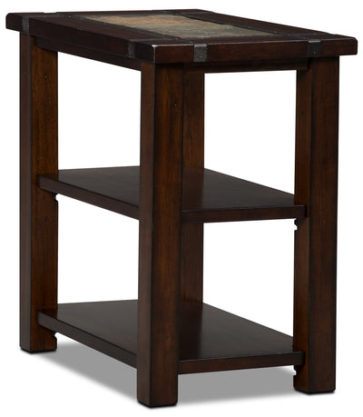 Roanoke Chairside Table|Table de fauteuil Roanoke|T2615-CST