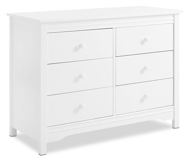 Laney Dresser – White|Commode Laney – blanche
