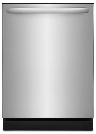 "Frigidaire 24"" Built-In Dishwasher – FFID2426TS - Dishwasher in Stainless Steel"
