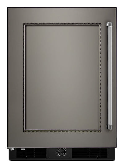 KitchenAid 4.9 Cu. Ft. Panel-Ready Undercounter Refrigerator with Left Door Swing - KURL104EPA|Réfrigérateur KitchenAid de 4,9 pi3 sous le comptoir avec porte à gauche - KURL104EPA|KURL104P