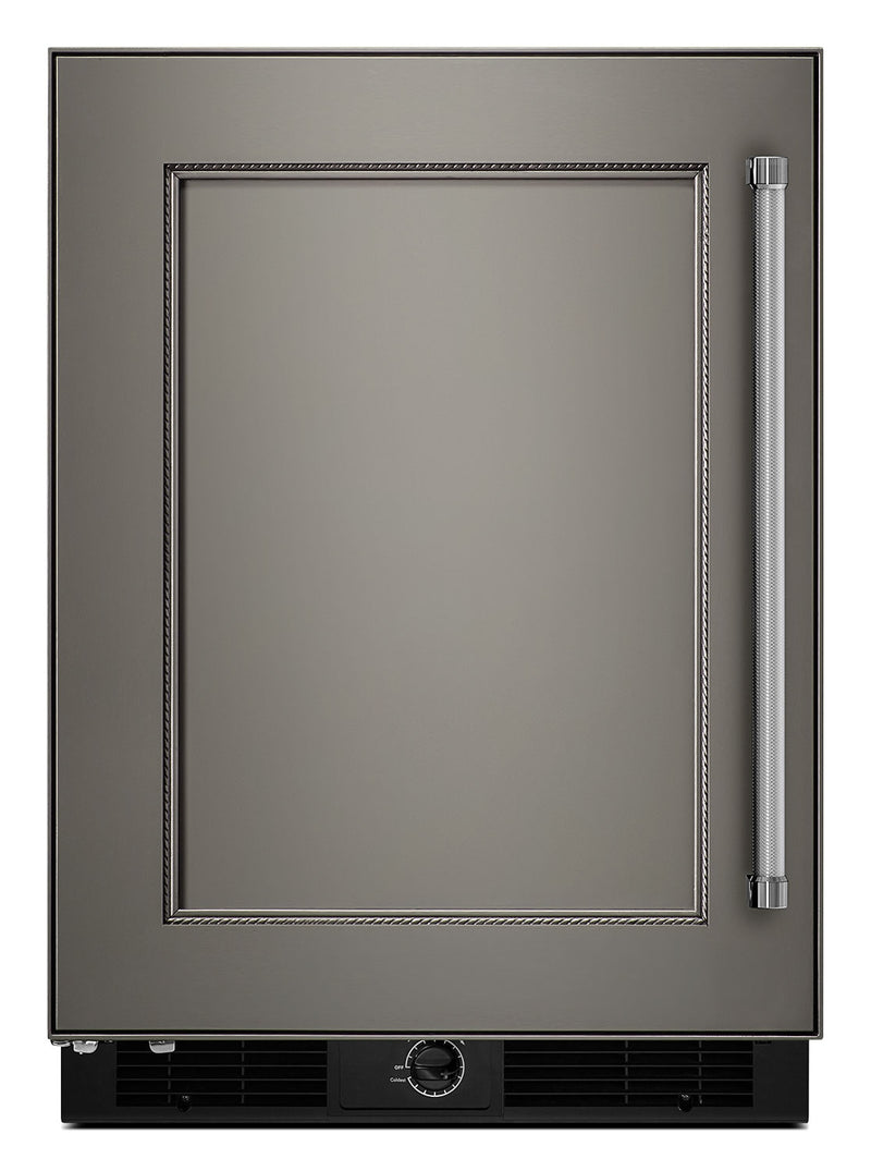 KitchenAid 4.9 Cu. Ft. Undercounter Refrigerator with Left Door Swing - Panel Ready - Refrigerator in Panel Ready
