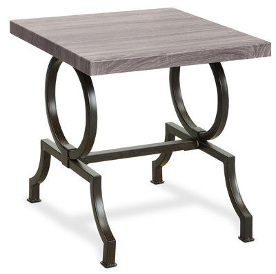 Esna End Table|Table de bout Esna|ESNAXETB