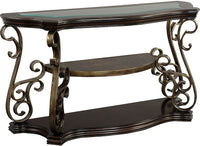 Clermont Sofa Table|Table de salon Clermont