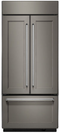 KitchenAid 20.8 Cu. Ft. Built-In French Door Refrigerator - Panel Ready