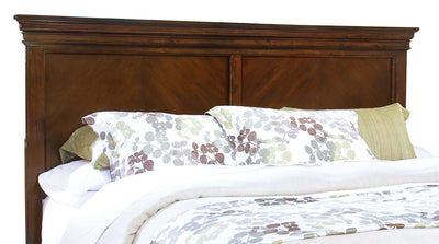 Bridgeport Queen Panel Headboard - Cherry|Tête de lit à panneaux Bridgeport pour grand lit - cerisier|88101QH