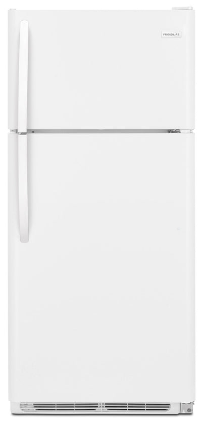 Frigidaire 18 Cu. Ft. Top-Mount Refrigerator – FFTR1821TW - Refrigerator in White