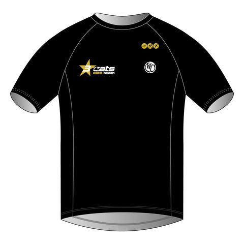 3star cats ELITE MEN Polo Shirt - Lucas Klante