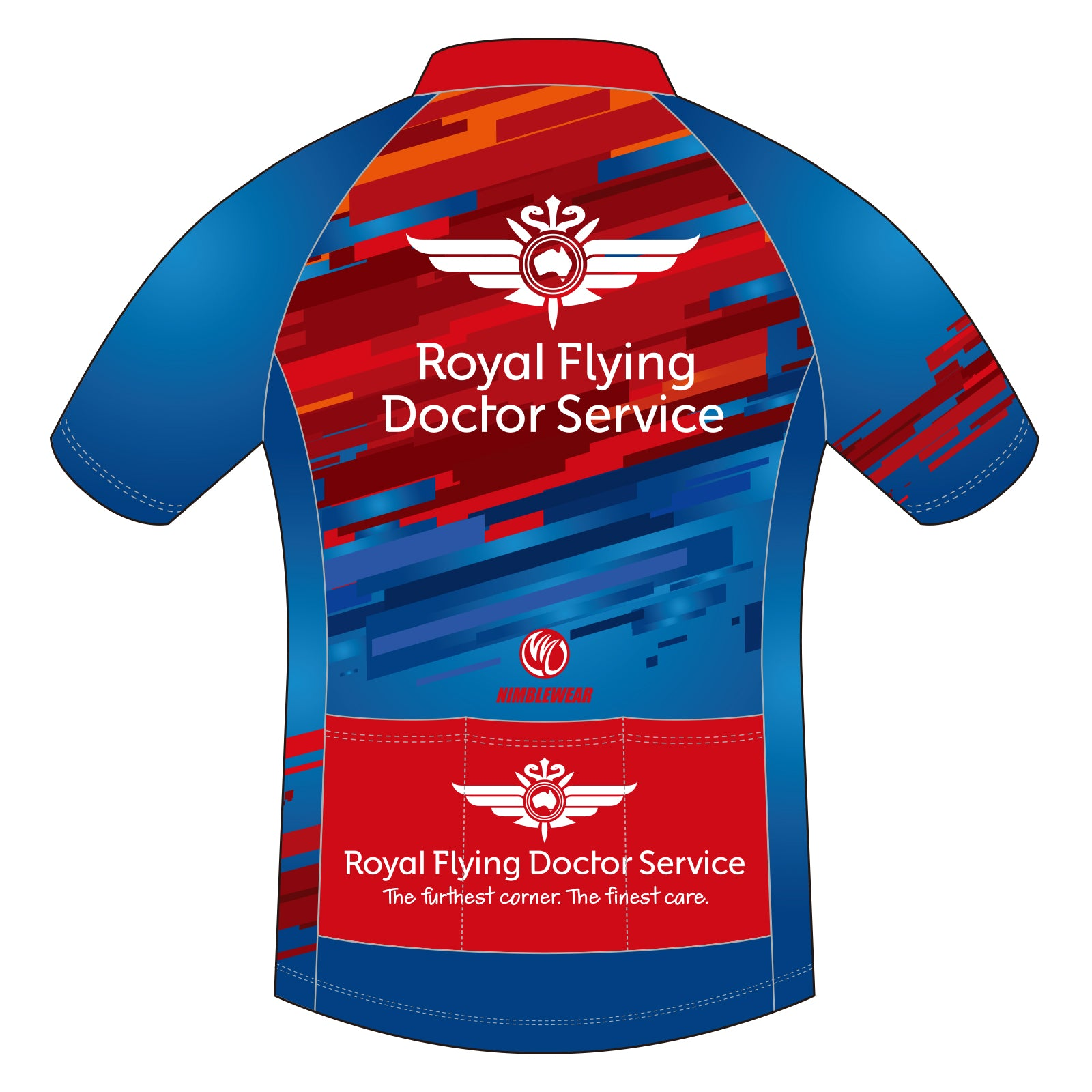 RFDS SILVER SS Cycling Jersey