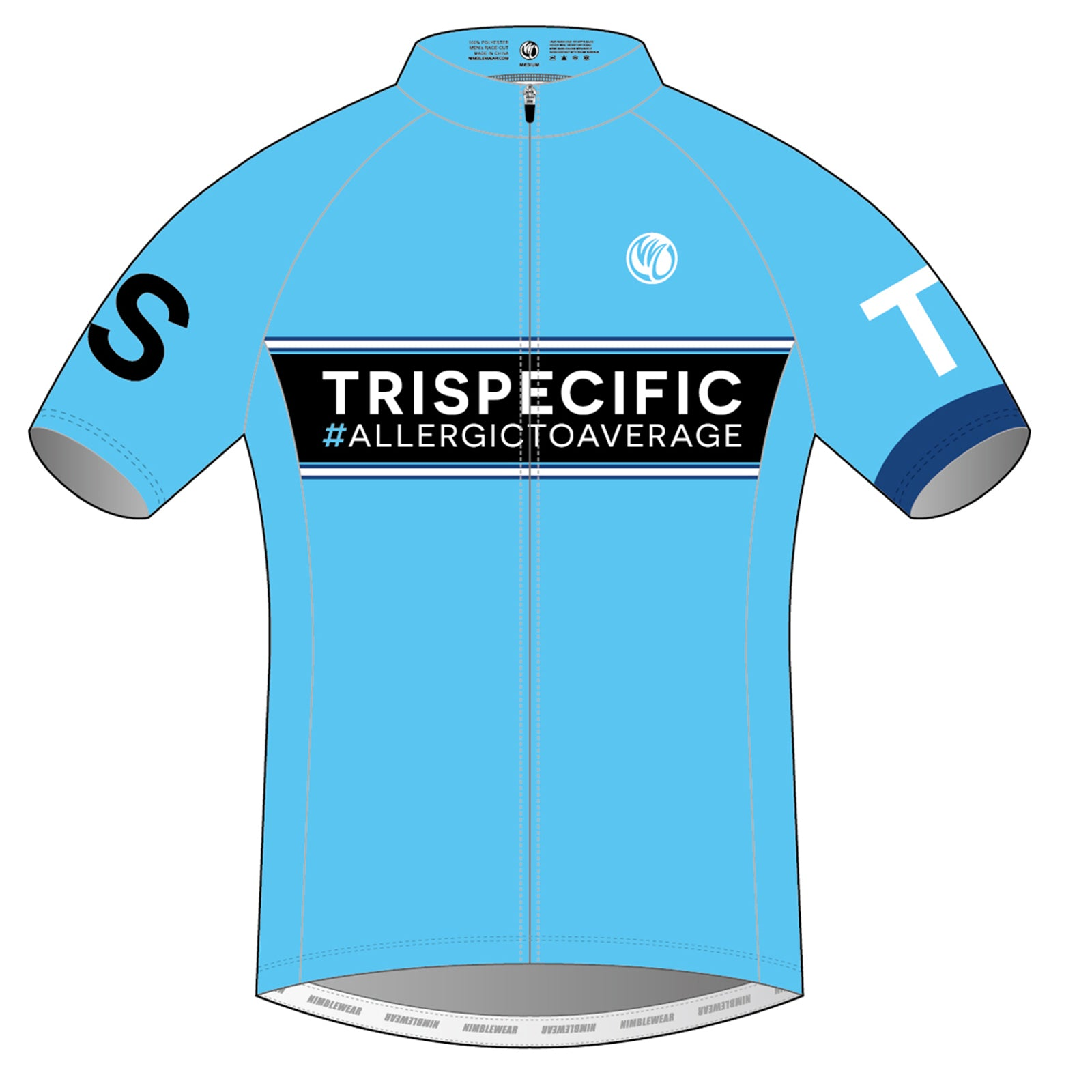 TRISPECIFIC DIAMOND Short Sleeve Cycling Jersey