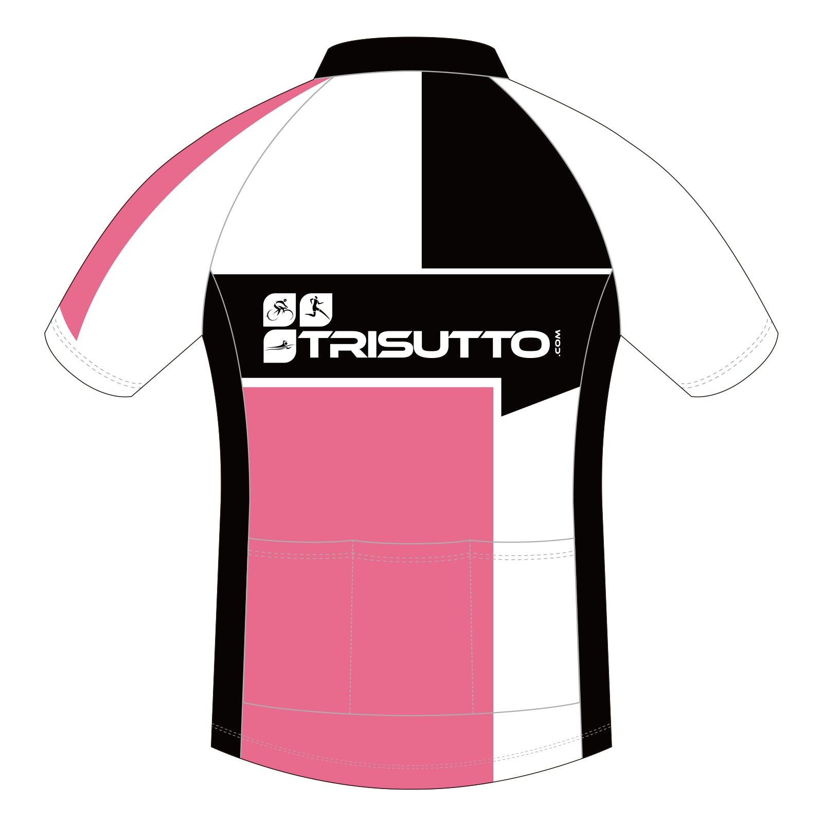 TRISUTTO Short Sleeve Cycling Jersey