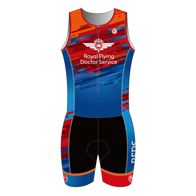 RFDS SILVER Tri Suit