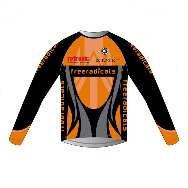 Freeradicals SILVER LS Running Shirt