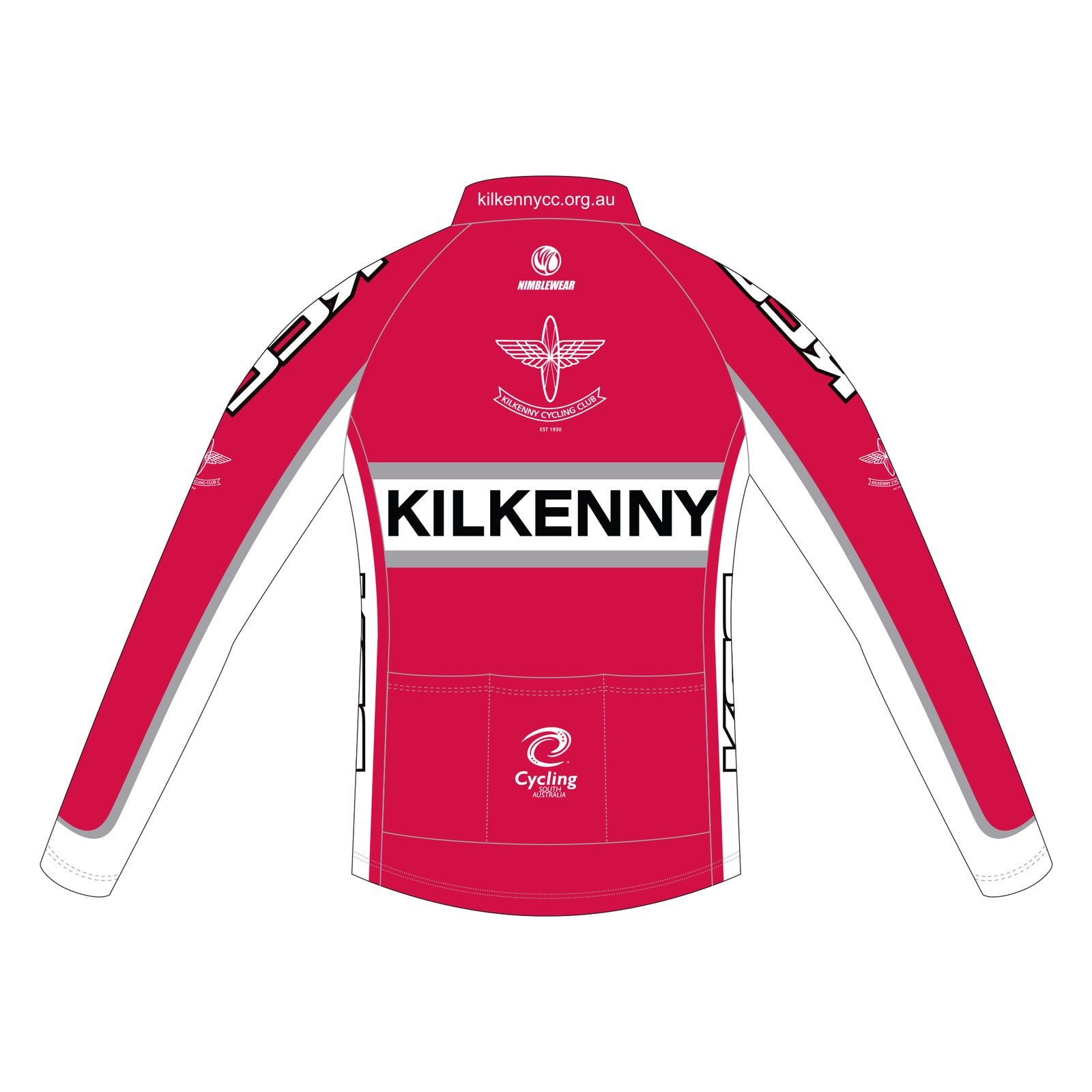 Kilkenny SILVER Cycling Jacket