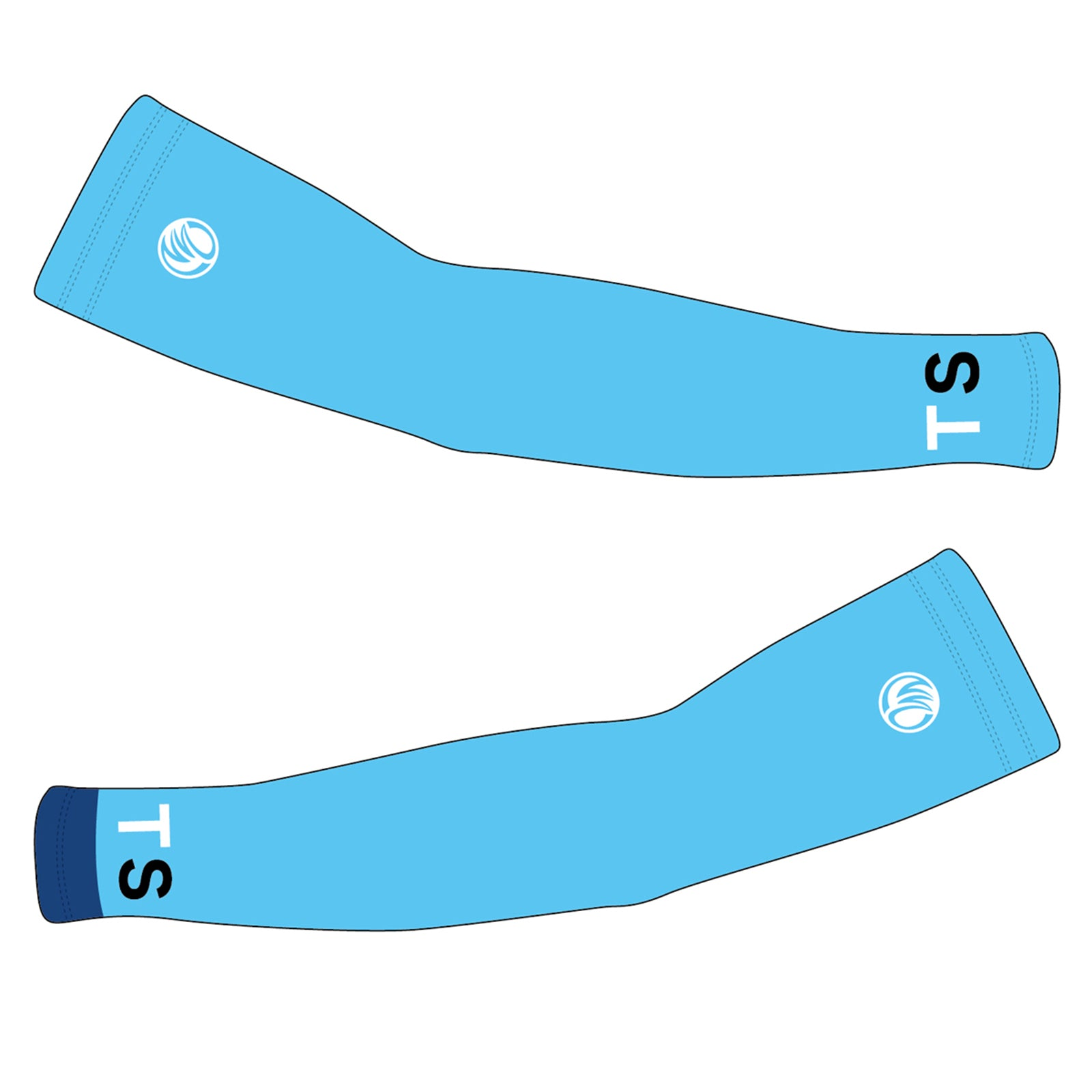 TRISPECIFIC DIAMOND Summer Arm Warmers