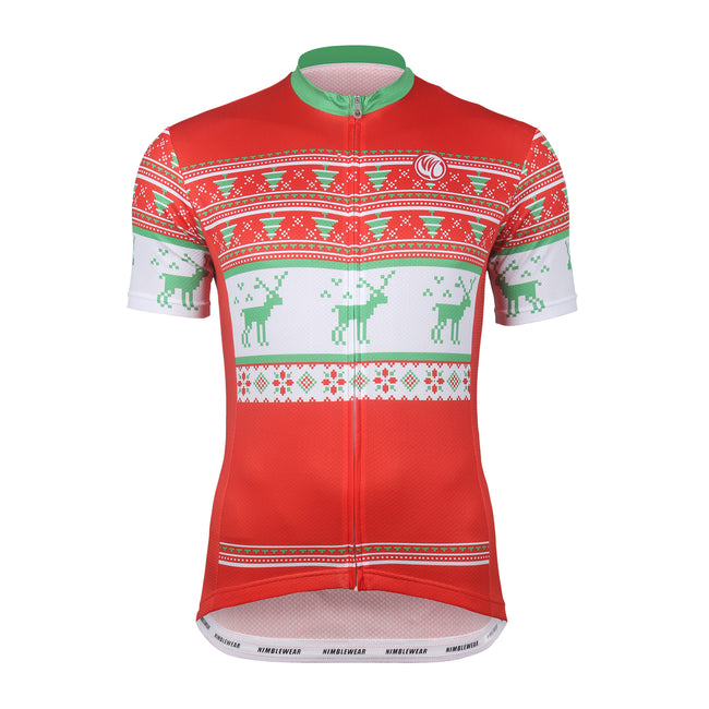 Christmas SS Cycling Jesrey
