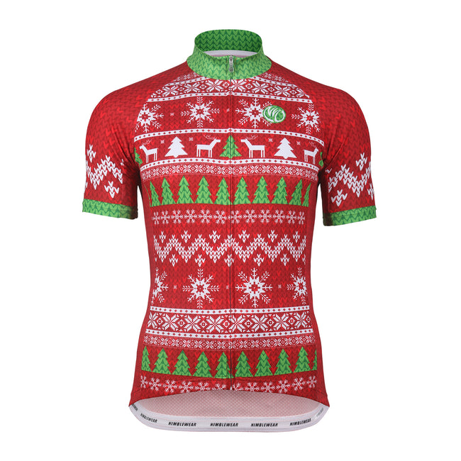 Christmas Tree SS Cycling Jersey