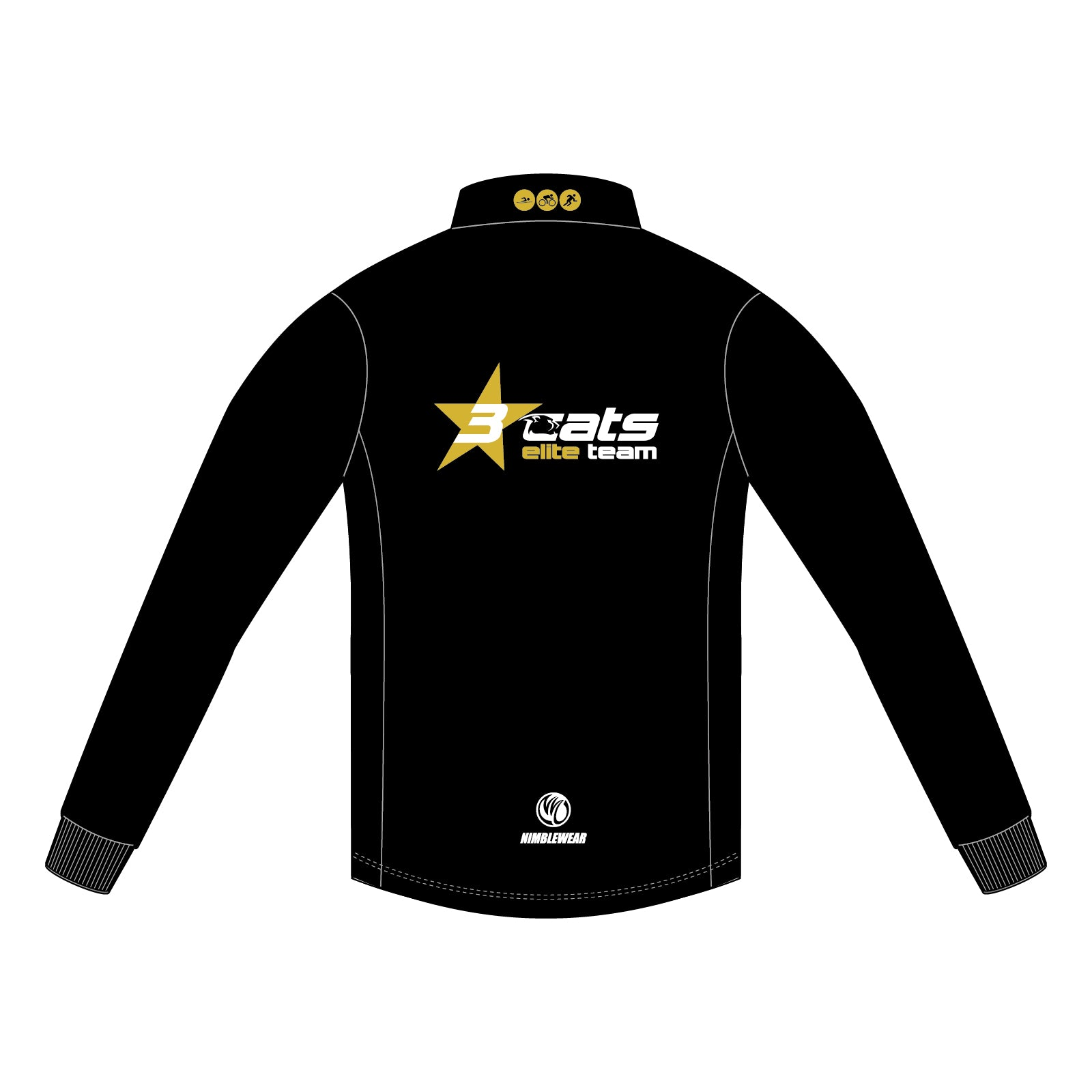 3star cats ELITE MEN Casual Jacket - Ben Fäh
