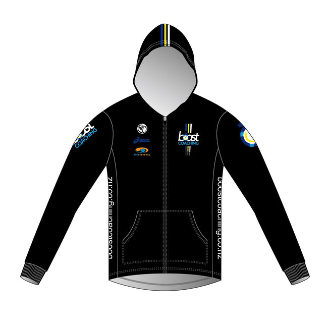 Boost Coaching Hoodie Jacket, UNISEX