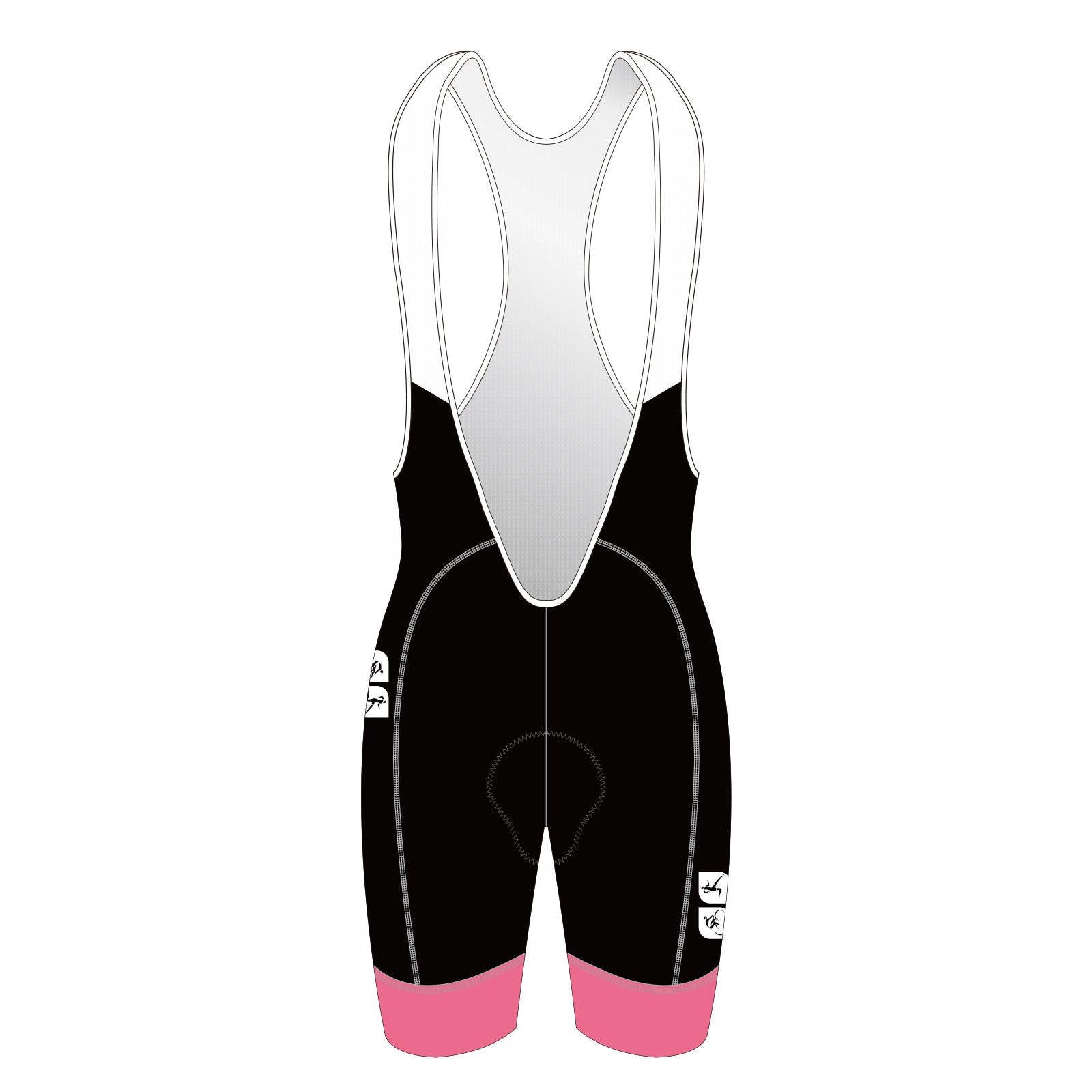 TRISUTTO Cycling Bib Shorts