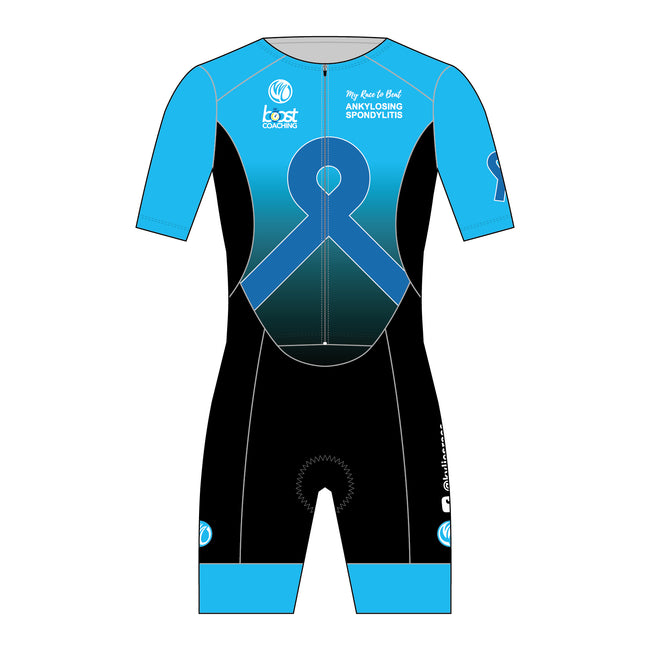 QTRI Men Tri Singlet (DIAMOND)