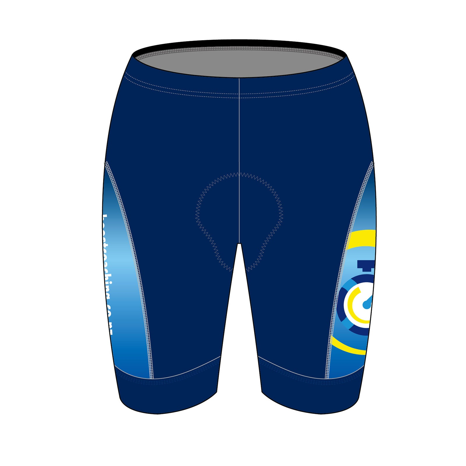 Boost Coaching GOLD Cycling Shorts