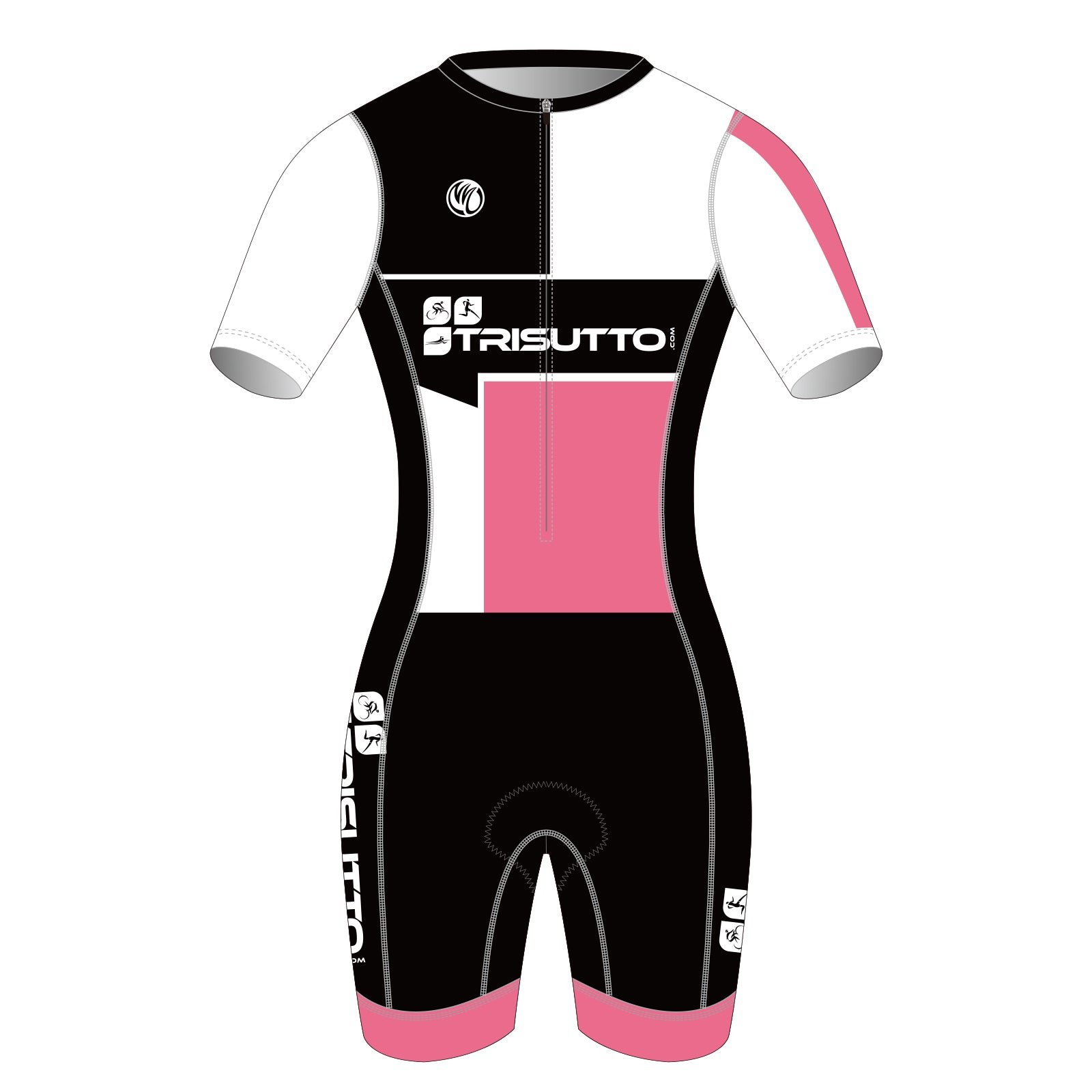 TRISUTTO Short Sleeve Tri Suit