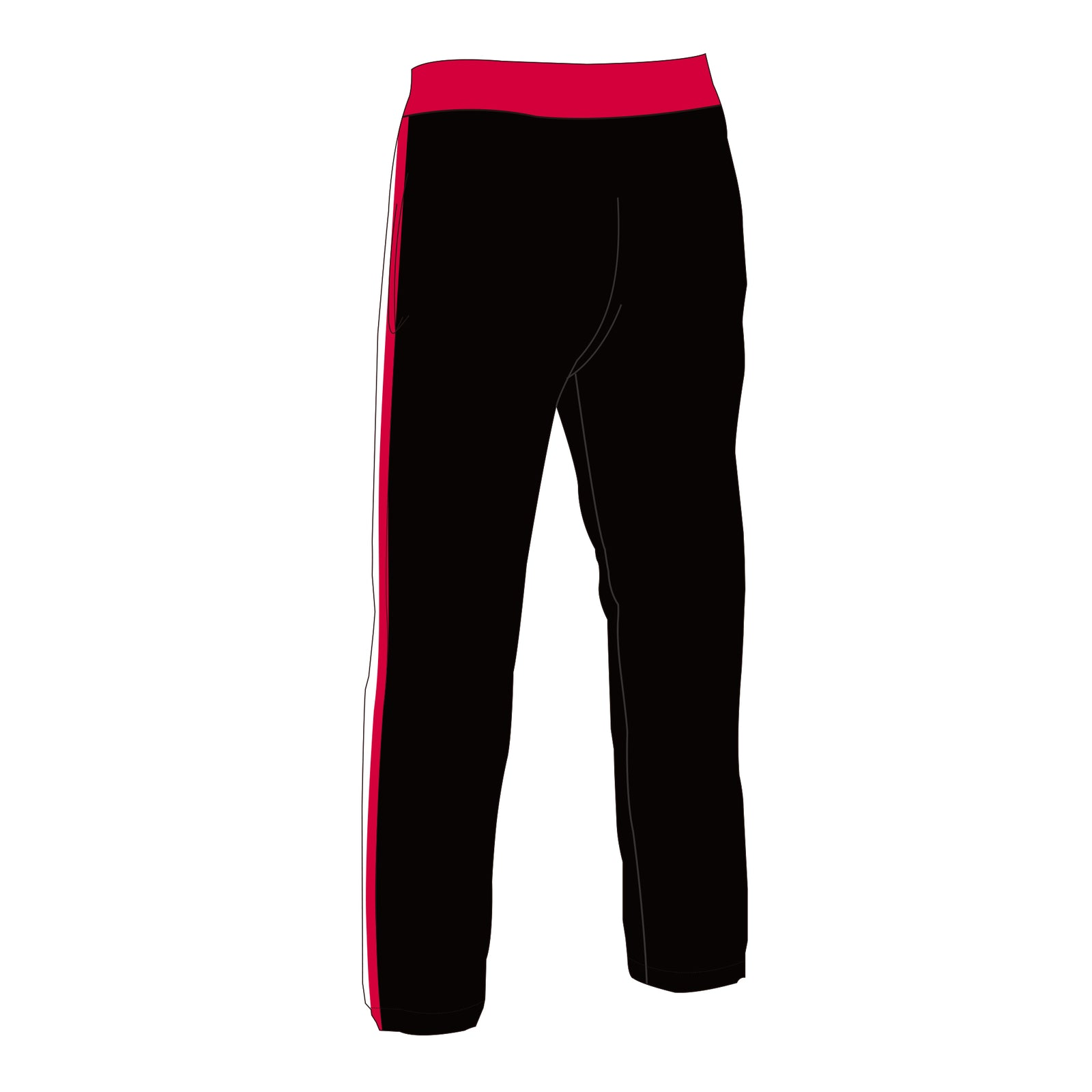 Kilkenny GOLD MEN RED/BLACK Track Pants