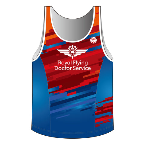 Boost Coaching GOLD Men's Tri Singlet