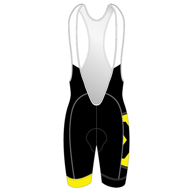 Sergio GOLD Cycling Bib Shorts