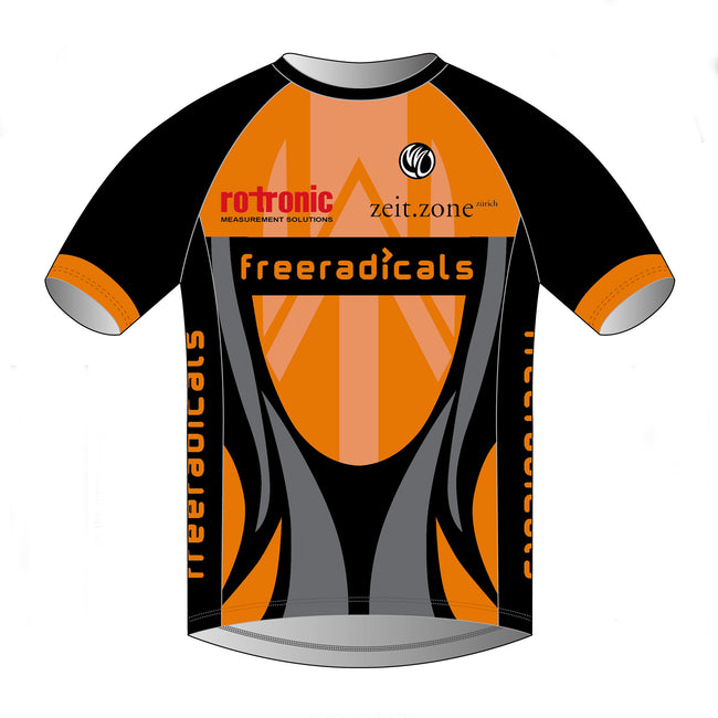Freeradicals PRO Short Sleeve Running Shirt