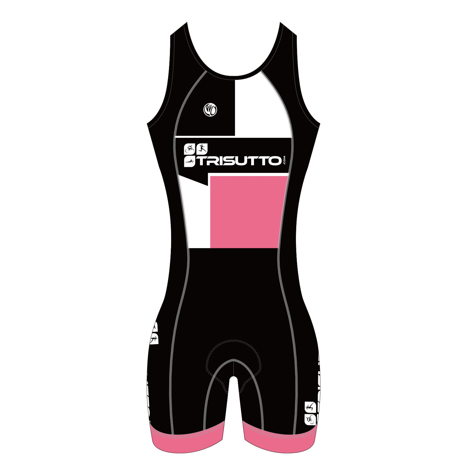 TRISUTTO Sleeveless Tri Suit