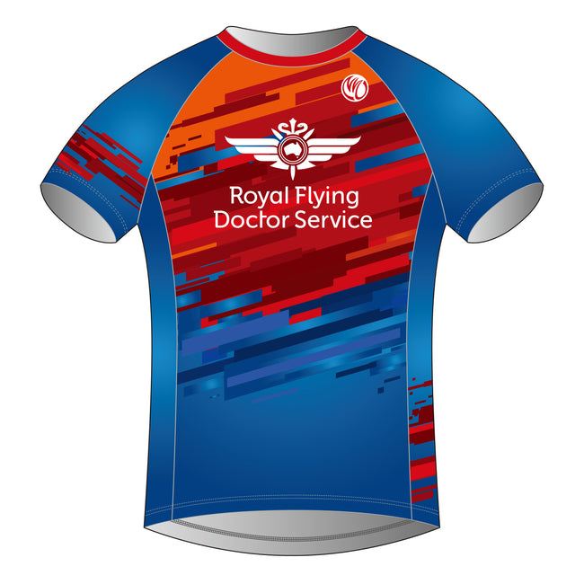 RFDS GOLD SS Running Shirt (Free), Each Staff Gets One Free Shirt