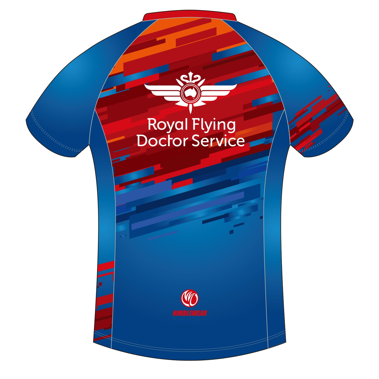 RFDS GOLD SS Running Shirt  (For Sale)
