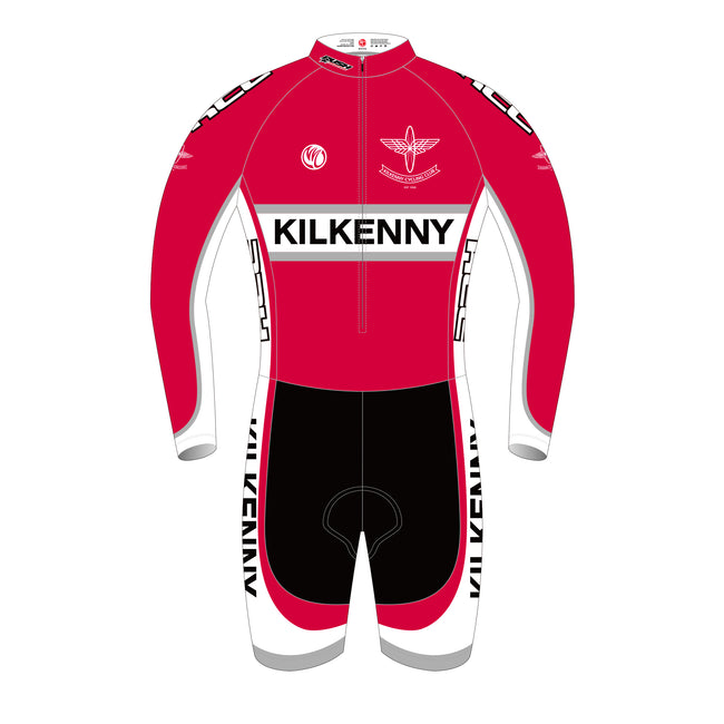 Kilkenny BRONZE Cycling LS Skinsuit