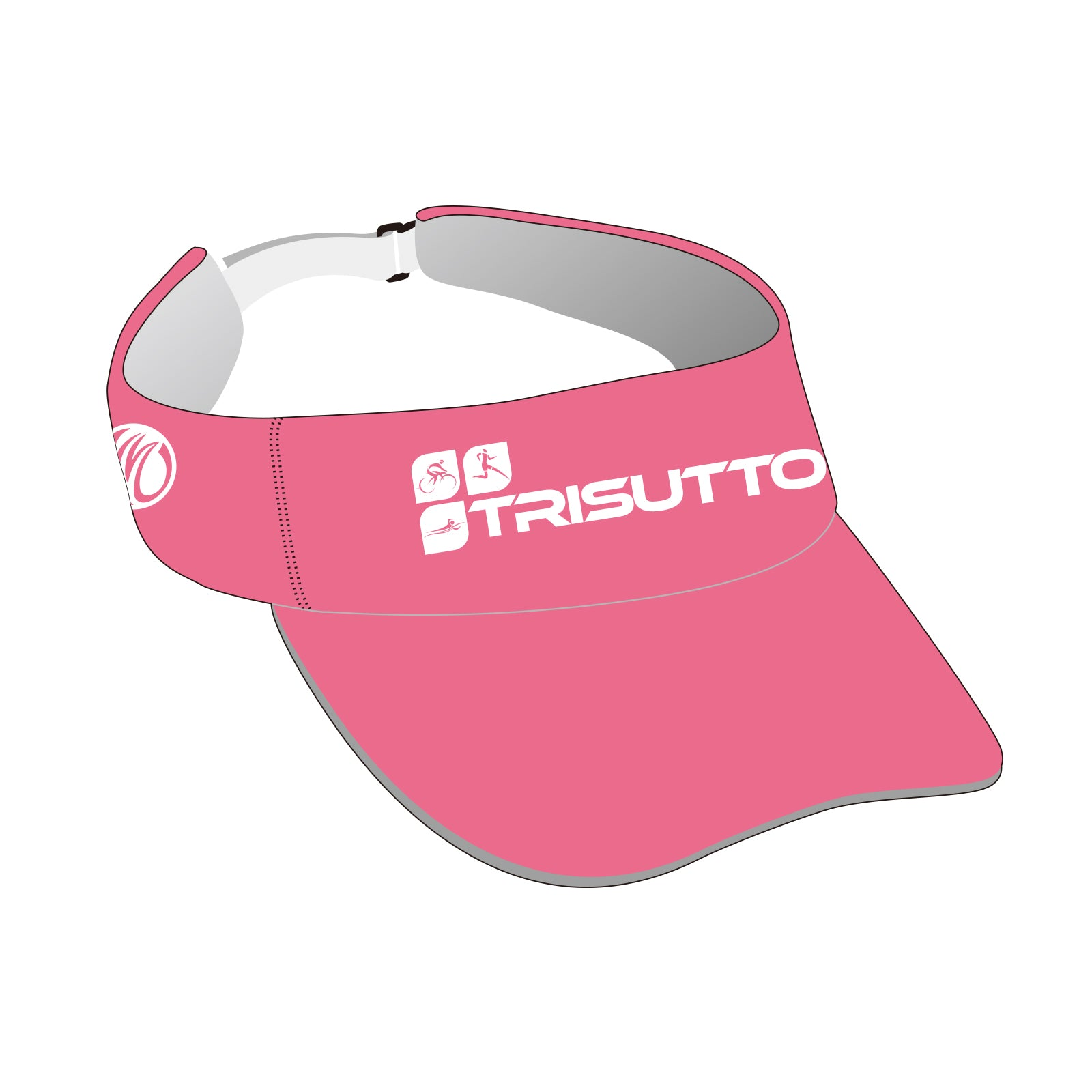 TRISUTTO Running Visor