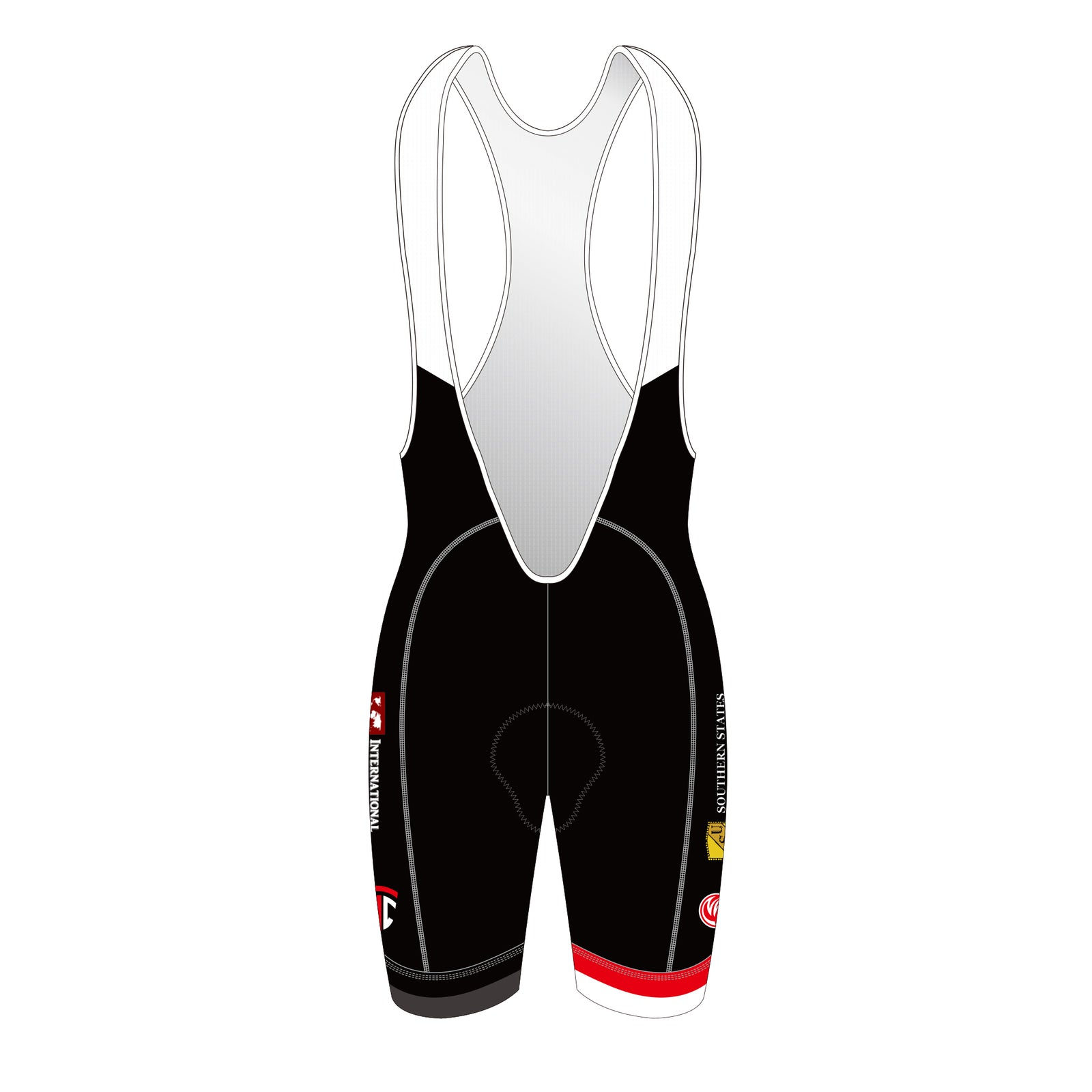 Juliano Teruel PRO Cycling Bib Shorts