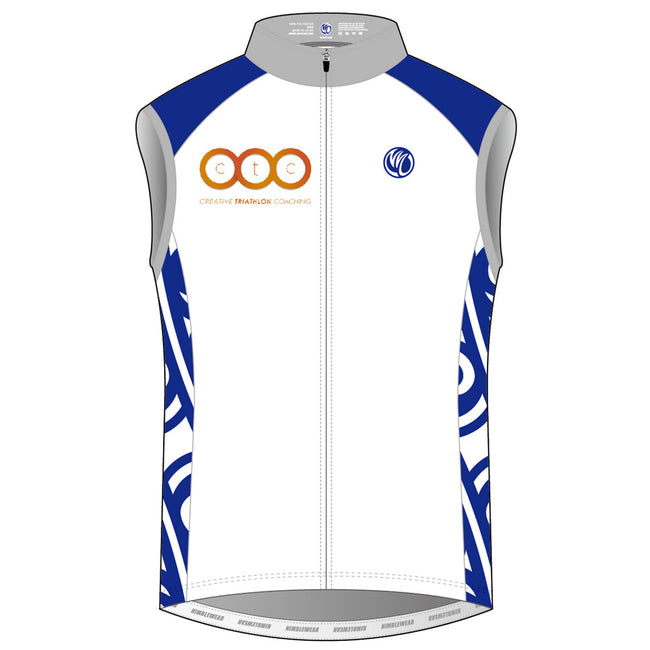 CTC Cycling Wind Vest