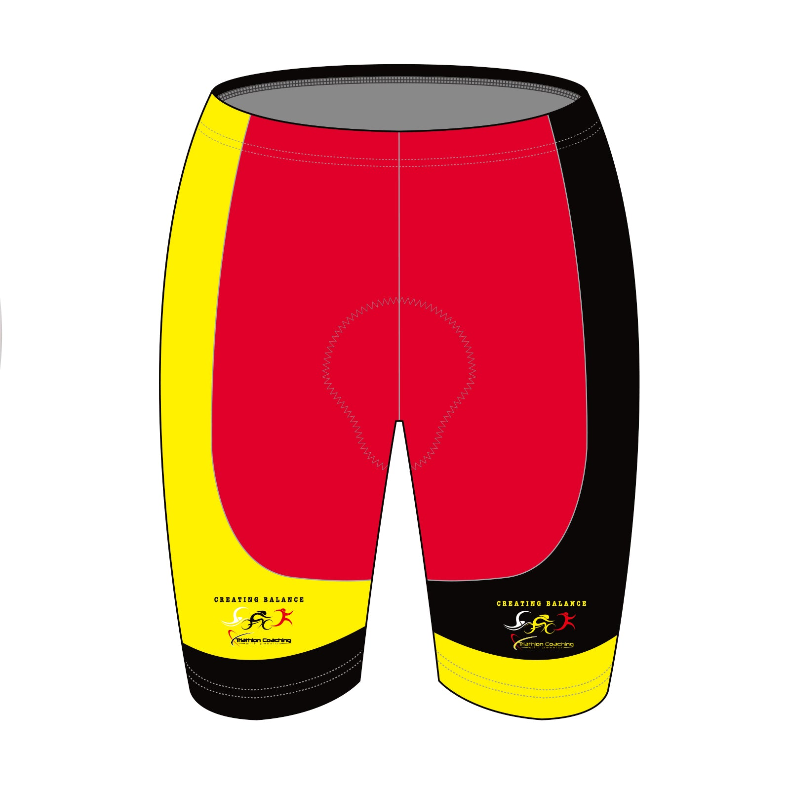 Creating Balance GOLD Men's Cycling Shorts