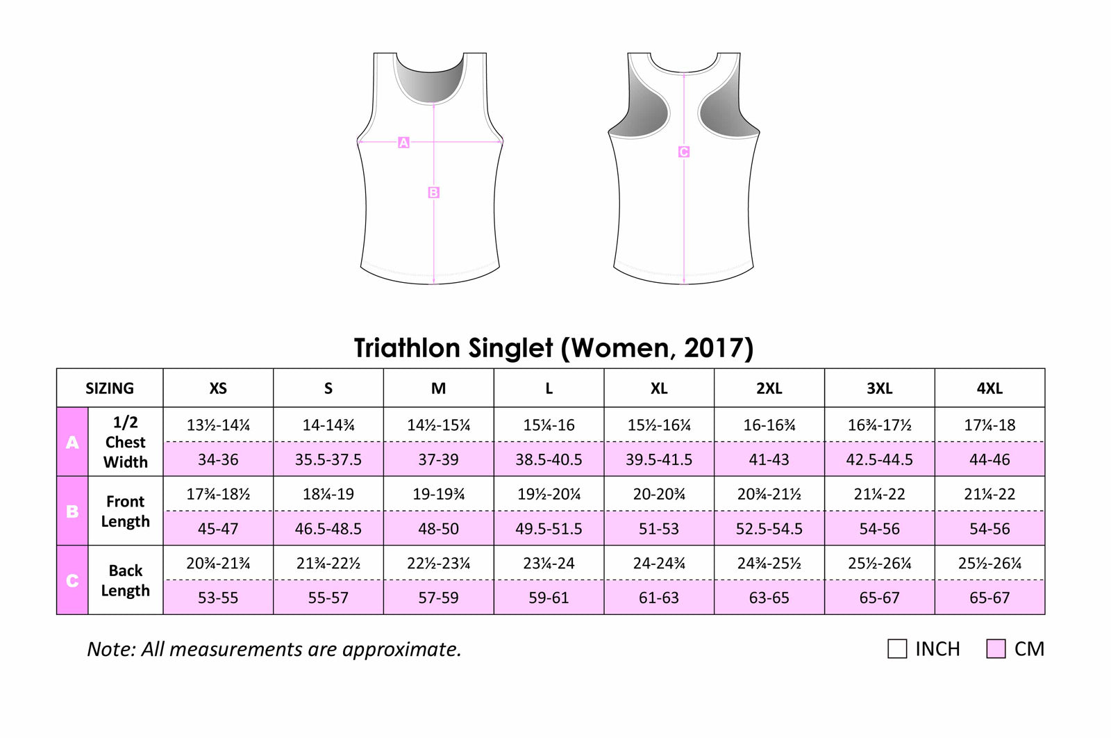 BTC DIAMOND Women's Tri Singlet, COLDBLACK