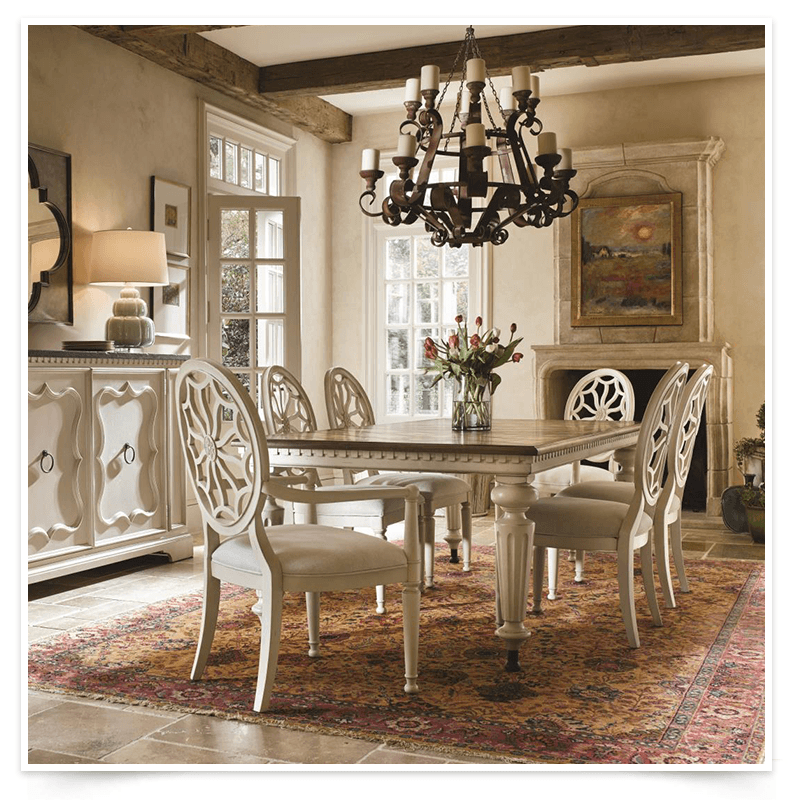 FCA COLLECTION DINING