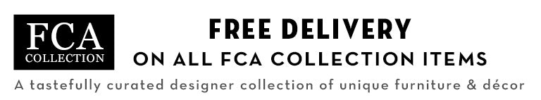 Free Delivery on FCA Collection Items