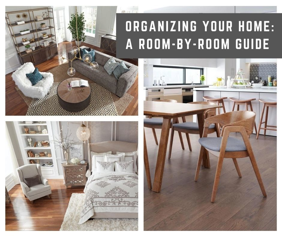 Organizing Your Home: A Room-By-Room Guide