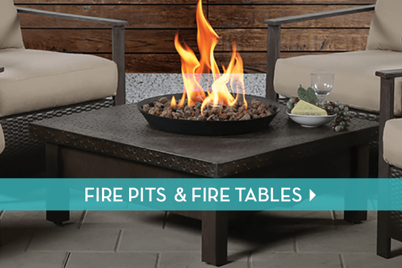 Outdoor Fire Pits & Tables