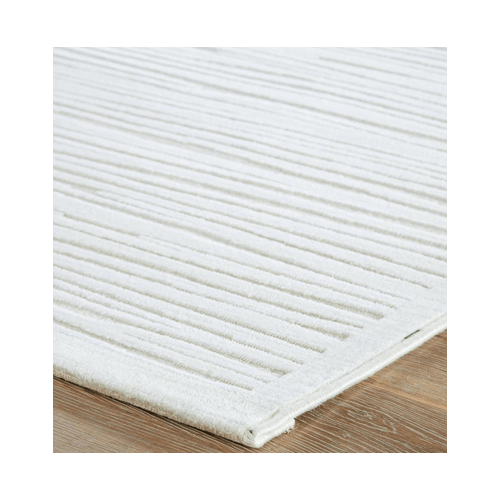 White & Cream Area Rugs
