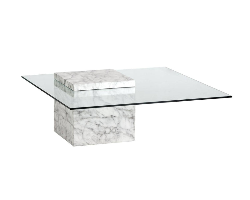 Biesme Marble Coffee Table